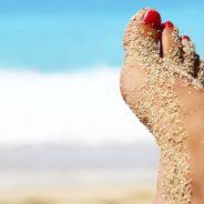 De beaux pieds pour l'été …