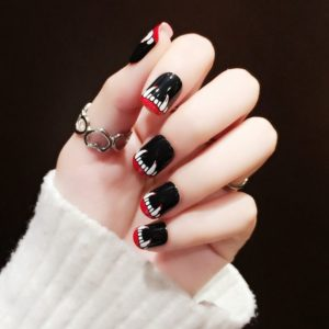 nail art dents