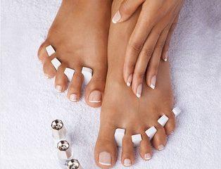 Comment poser du gel sur les pieds ?