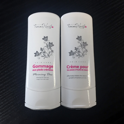 Duo pieds Gommage & Crème Duo pieds Gommage & Crème